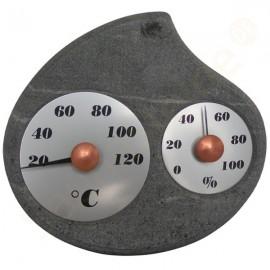 Termometr-Higrometr do sauny Hukka - Maininki