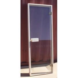 Drzwi osika Classic 69x189 szyba przeroczysta
