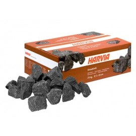 Kamienie do sauny Harvia - 20 kg - 10-15 cm