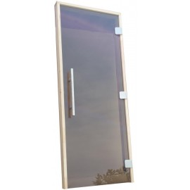 Drzwi sosna Premium 79 x 199 szara