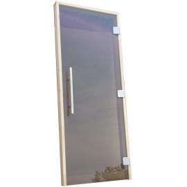 Drzwi sosna Premium 79 x 199 brąz