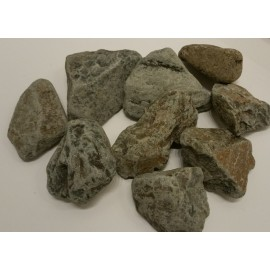 Kamienie do sauny - Rhodengite (otoczak) - 20 kg - 5-9 cm