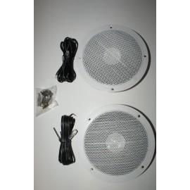 Głośnik ArtSound MDC6 białe - 2 szt.