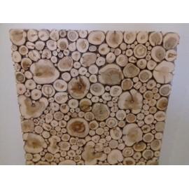 Panel z Jałowca 21x500x500 mm