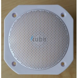 Głośnik do łaźni FRS10WP biały