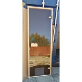 Drzwi osika termo Classic 7x19 - 69x189 - szara