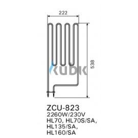 Grzałka Harvia ZCU-823 2260 W