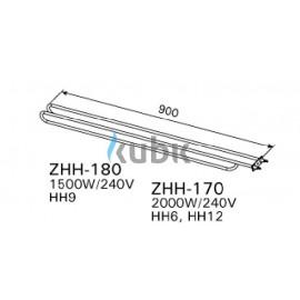 Grzałka Harvia ZHH-180HH 1500 W
