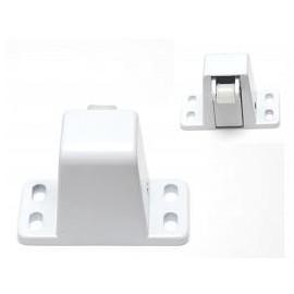 Zamek rolkowy - 024 - biały