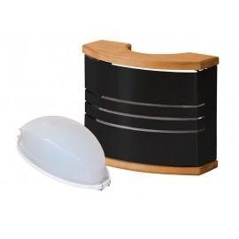 lampa do sauny Harvia + osłona Legend czarna
