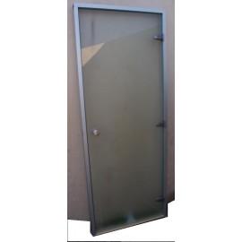 Drzwi do łaźni parowej 8x20 - 79x199 cm - mat