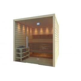 Sauna fińska Premium - 150x180 cm