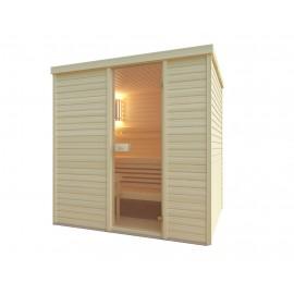 Sauna fińska Classic - 120x120 cm