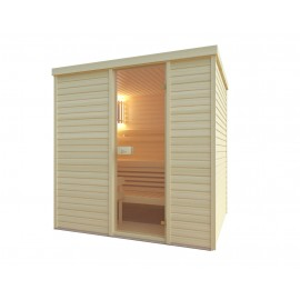 Sauna fińska Classic - 200x200 cm