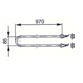 grzałka Eos 1,5 kW - 20008533