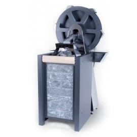 piec Eos Młyn Watermill Sauna Heater + Corona S60 9,0 kW