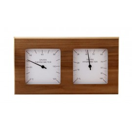 Termometr-Higrometr do sauny Sawo - 224-THD - cedr