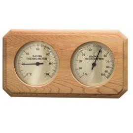 Termometr-Higrometr Sawo - 221-THD - cedr