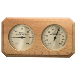 Termometr-Higrometr do sauny Sawo - 221-THD - cedr