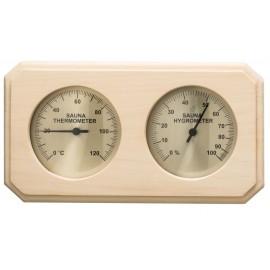 Termometr-Higrometr do sauny Sawo - 221 THA - osika