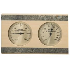 Termometr-Higrometr do sauny Sawo - 282 / 283